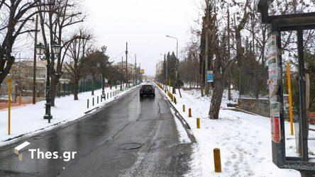 Κλειστή η εθνική οδός Αθηνών – Λαμίας μέχρι το πρωί της Τετάρτης