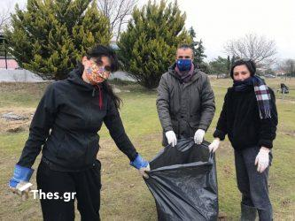 "Save Your Hood: Η ομάδα ""υπερηρώων"" που απαλλάσσει τις ελληνικές γειτονιές από τα σκουπίδια!"