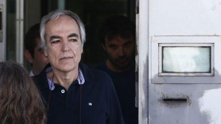 ΣτΕ: Απορρίφθηκε η αίτηση Κουφοντίνα για μεταγωγή στις φυλακές Δομοκού