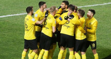 Super League: Σπουδαίο διπλό του Αρη στη Λεωφόρο