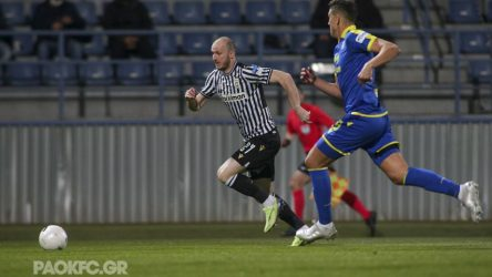 Super League: Γκέλα του ΠΑΟΚ στην Τρίπολη – Ηττα με 2-1 από τον Αστέρα