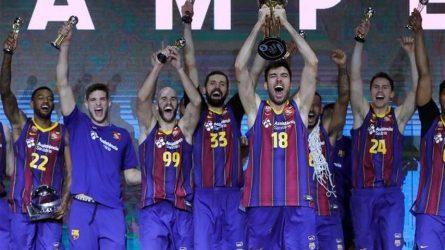 Κυπελλούχος στην Ισπανία η Μπαρτσελόνα