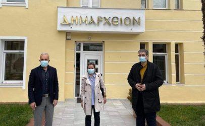 Γιαννούλης-Ιωαννίδης συζήτησαν για τη μονάδα αποτέφρωσης στη ΒΙΠΕ