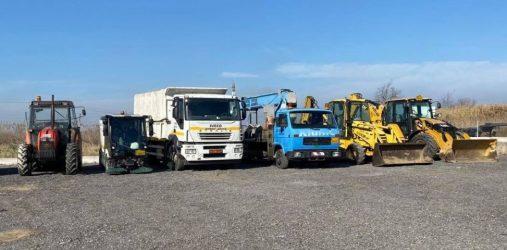 Δήμος Δέλτα: Μόνιμο μηχανοκίνητο εξοπλισμό καθαριότητας αποκτούν οι δημοτικές Ενότητες Χαλάστρας και Αξιού