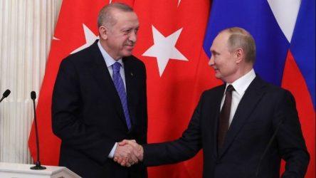 «Πυρά» Ερντογάν σε Μπάιντεν ελέω Πούτιν