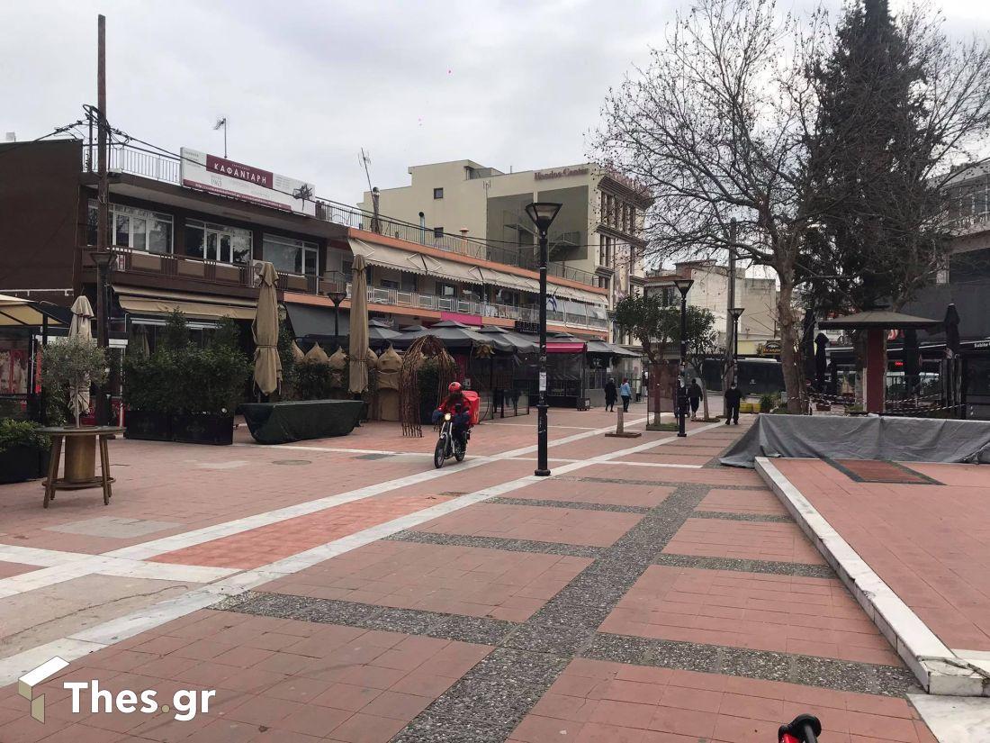 Δήμος Κορδελιού Ευόσμου lockdown Κορονοϊός