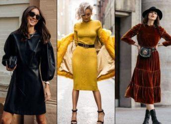Τα πέντε είδη από χειμωνιάτικα φορέματα για να ξεχωρίζετε