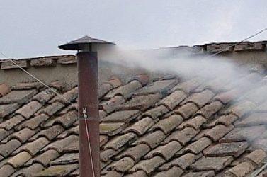 καπνοδόχος καπνός τζάκι μαγκάλια σόμπες κίνδυνοι