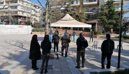 Κορονοϊός: Πέντε κρούσματα στα rapid test στο Κορδελιό