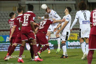 Super League – Play out: Σκληρή μάχη παραμονής για τη Λάρισα