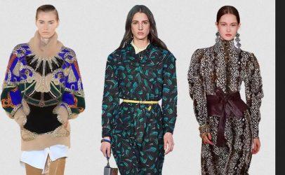 prints ρούχα τάση χειμώνας