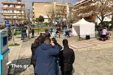 κορονοϊός Θεσσαλονίκης