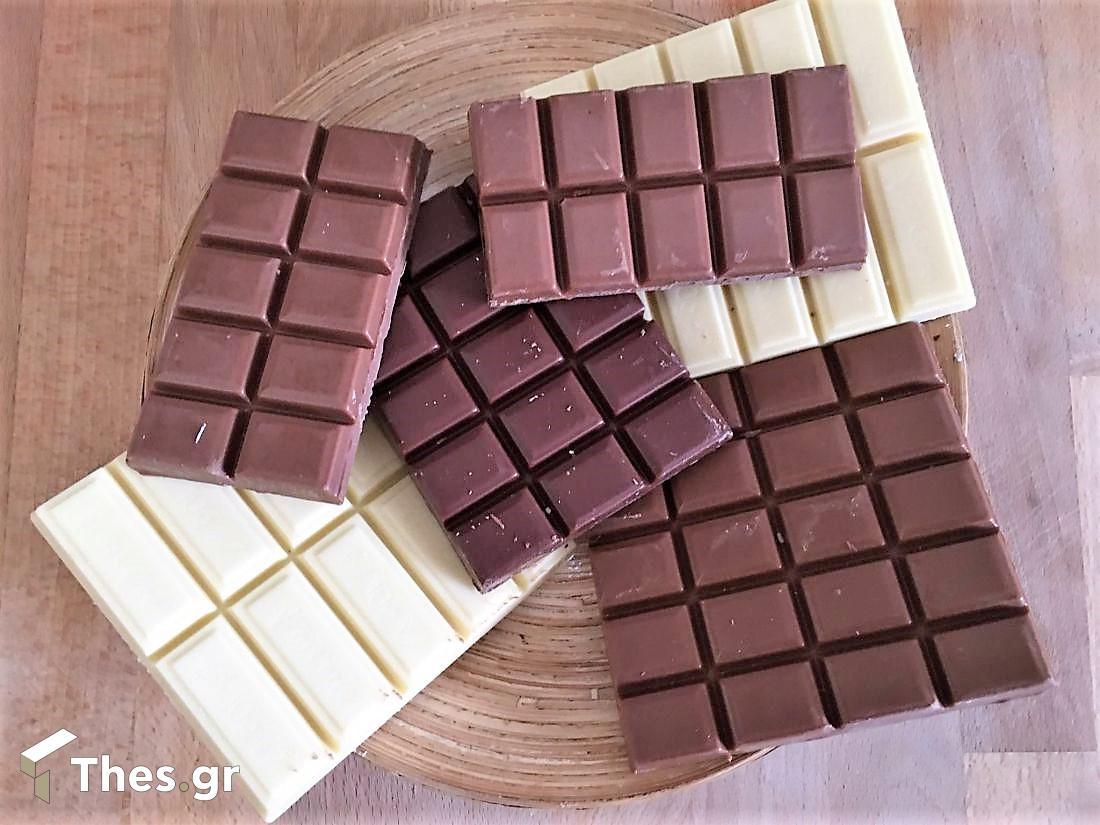σοκολάτα κουβερτούρες
