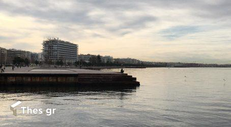 Θεσσαλονίκη παραλία κορονοϊός