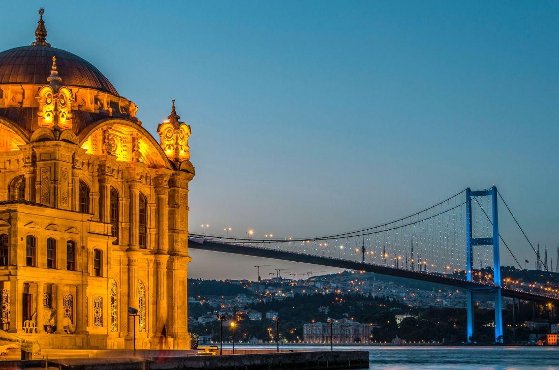 Τουρκία Κωνσταντινούπολη κορονοϊός Μακρόν
