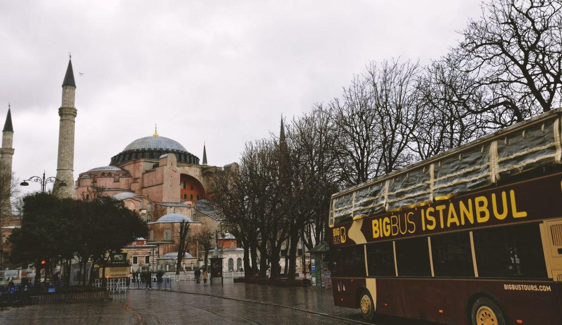 Τουρκία Κωνσταντινούπολη ΠΟΕ