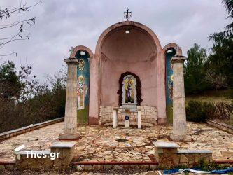 Βήμα Αποστόλου Παύλου στο Δερβένι Θεσσαλονίκη
