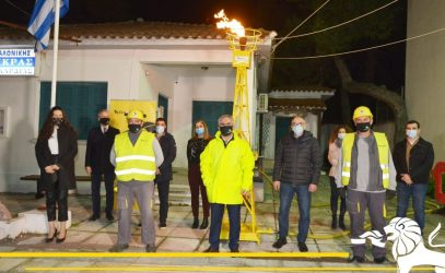 Με το δίκτυο του φυσικού αερίου της ΕΔΑ ΘΕΣΣ συνδέονται πλέον όλοι οι δήμοι της Θεσσαλονίκης