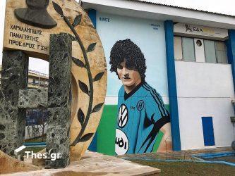 σαν σήμερα Βασίλης Χατζηπαναγής graffity Κατσάνειο Θεσσαλονίκη