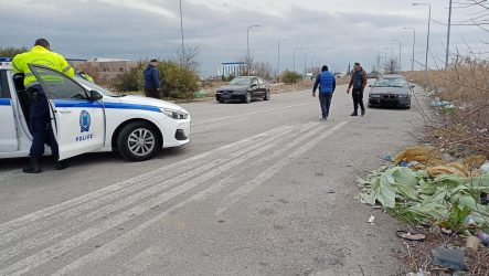 Θεσσαλονίκη: Νεκρός 26χρονος σε τροχαίο