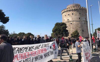 Κινητοποίηση για τα μέτρα προστασίας στα σχολεία σήμερα (14/4) στην Θεσσαλονίκη