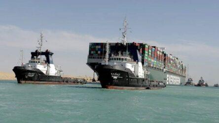 Αίγυπτος: Ζητά αποζημίωση 900 εκατ. δολάρια από το Ever Given