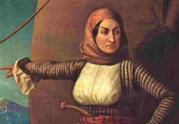 Λασκαρίνα Μπυμπουλίνα