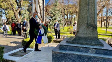 Τιμήθηκε η 25η Μαρτίου στο δήμο Δέλτα