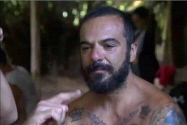 Survivor: Δάκρυσε ο Τριαντάφυλλος – «Δεν είμαι ηθοποιός»