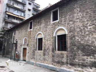 Αγιος Αθανάσιος εκκλησία Θεσσαλονίκη
