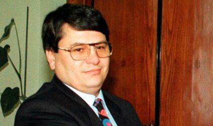 Πέθανε από κορoνοϊό ο πρώην πρόεδρος της Αλβανίας Μπασκίμ Φίνο