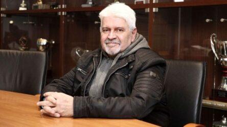 ΕΟΠΕ: Ανανέωσε τη θητεία του ο Γιώργος Καραμπέτσος