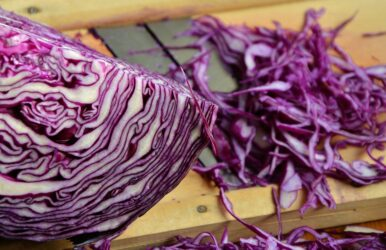 Χυμός από κόκκινο λάχανο για πεπτικά προβλήματα