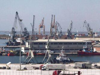 λιμάνι Θεσσαλονίκης ΟΛΘ Σαββίδης