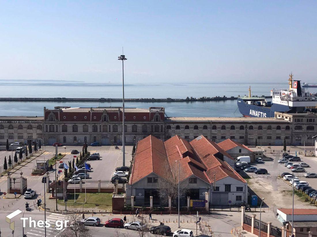 λιμάνι Θεσσαλονίκης Θεσσαλονίκη