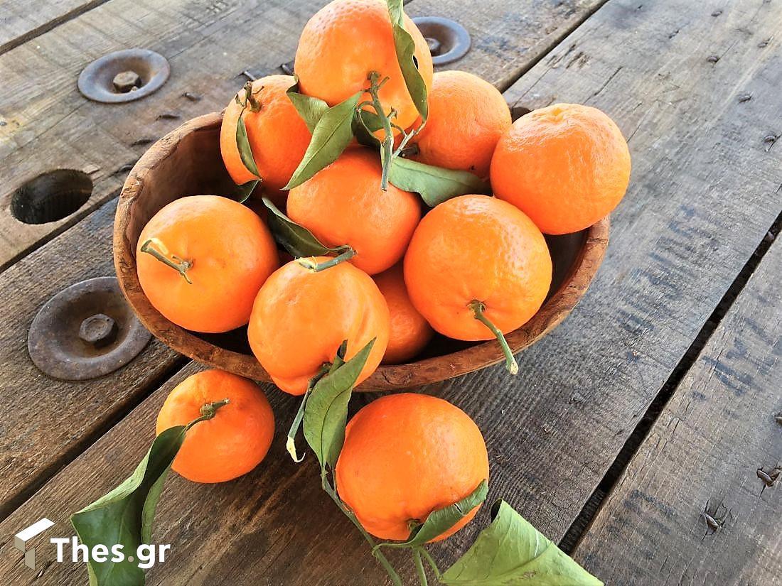 μανταρίνια φρούτα