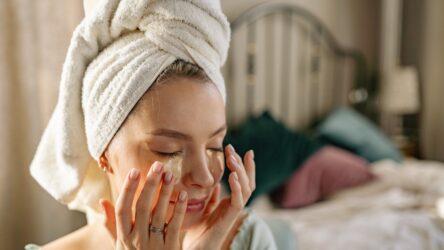 Mάσκα προσώπου για λιπαρό δέρμα με 3 υλικά