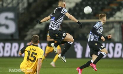Super League: Ο ΠΑΟΚ μεγάλος νικητής στο ντέρμπι με την ΑΕΚ