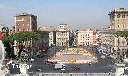 Ρώμη Ιταλία κορονοϊός