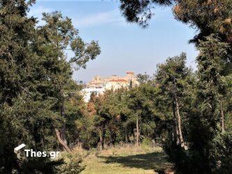 Σέιχ Σου θέα Θεσσαλονίκη καύσωνας