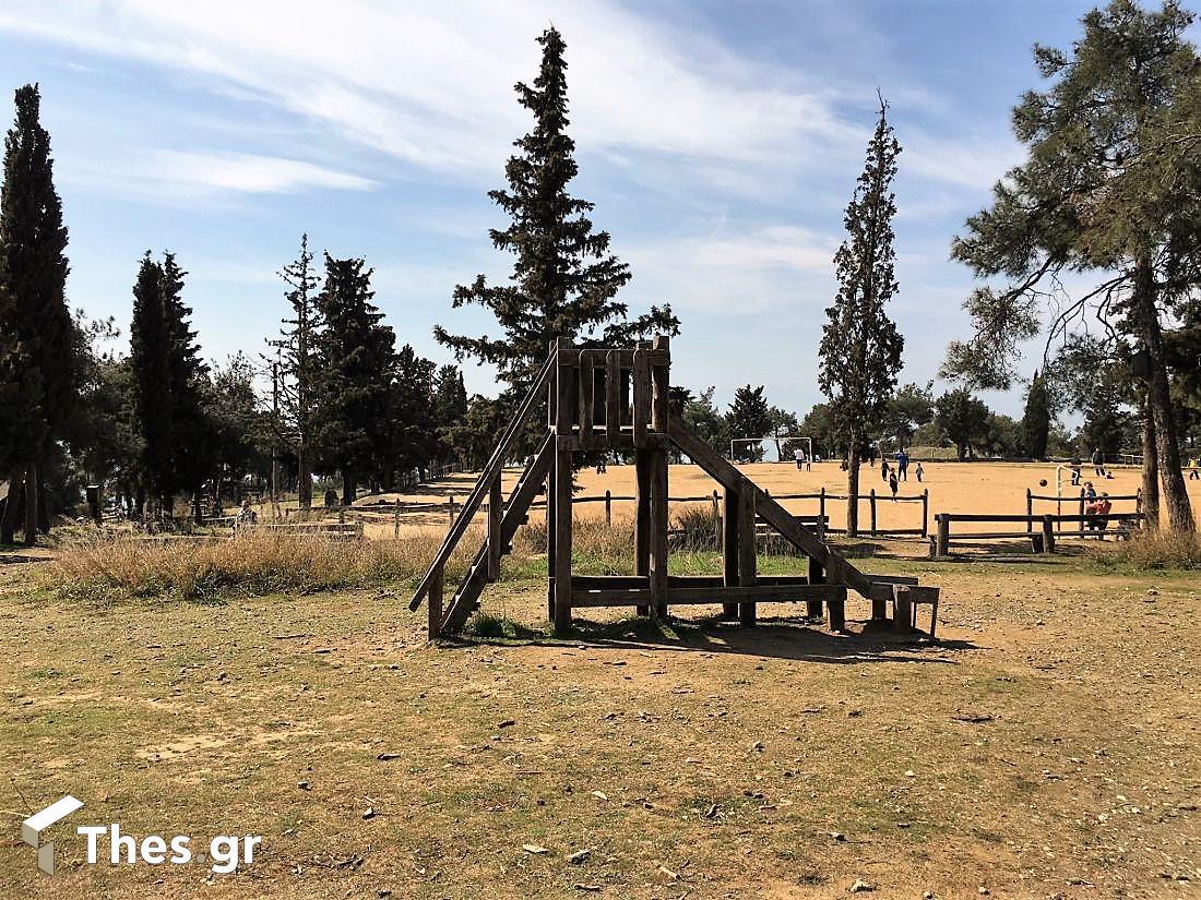 Σέιχ Σου Ατλαντίδα πάρκο Θεσσαλονίκη