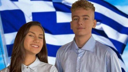 Συγκινούν οι μαθητές από τη Θεσσαλονίκη που απέδωσαν τον Εθνικό Υμνο στη νοηματική