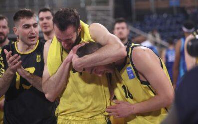 Basket League: Νίκησε και «σφράγισε» την παραμονή του ο Αρης!