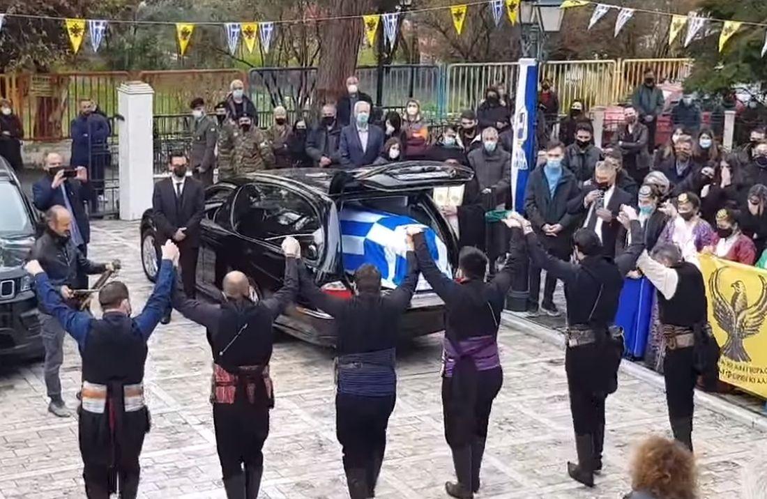 Θεσσαλονίκη κηδεία