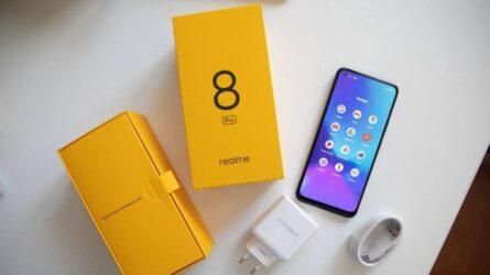 Realme 8 Pro: Το οικονομικό smartphone που θα αλλάξει τα δεδομένα