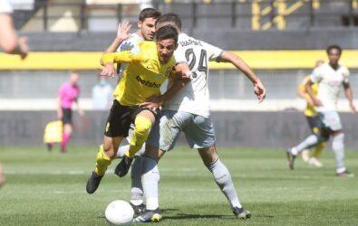 Super League: Βαριά ήττα του Αρη στο ντέρμπι με την ΑΕΚ