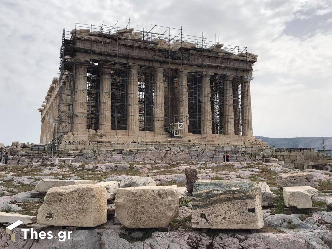 Ακρόπολη Αθήνα Παρθενώνας