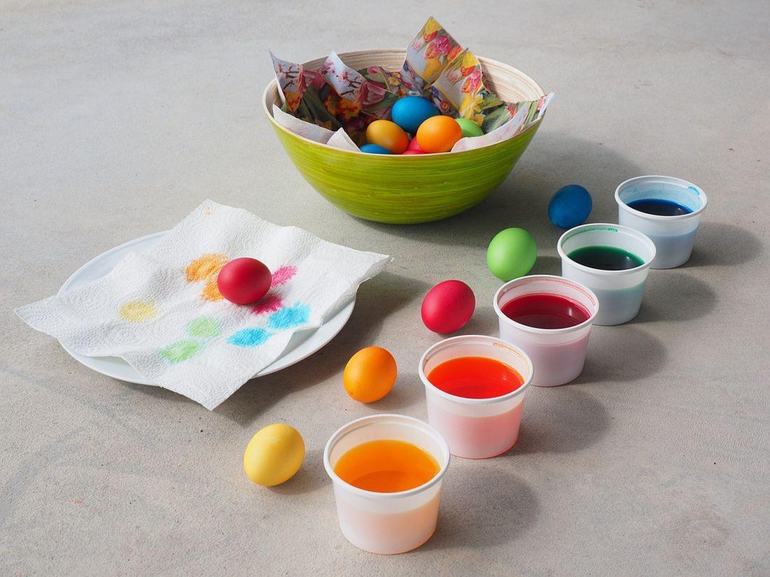 αυγά Πάσχα κανόνες tips