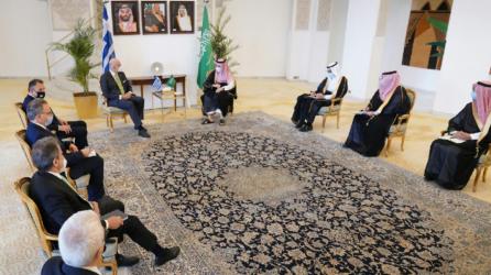 Υπεγράφη η αμυντική συμφωνία με τη Σαουδική Αραβία