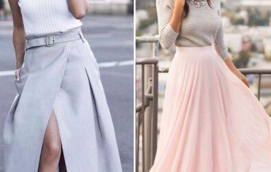 5 στυλ φούστας για άνοιξη